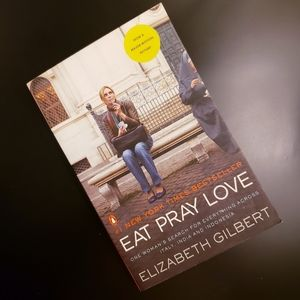 Eat Pray Love book by Elizabeth Gilbert
